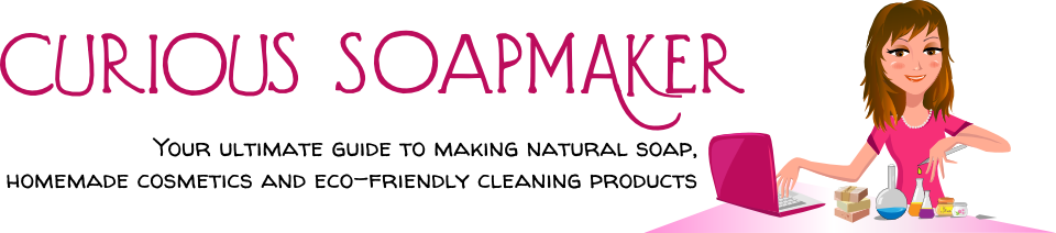 Curious Soapmaking and Cosmetics Making