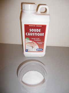 Where to find caustic soda