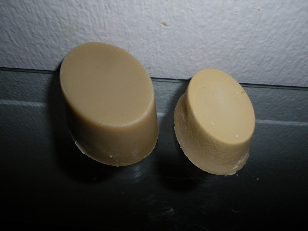 Whipping Cream Soap Shrink