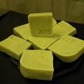 100% Olive oil soap
