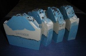 Lavender milk 100% olive oil soap