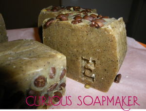 CoffeeBeanSoap