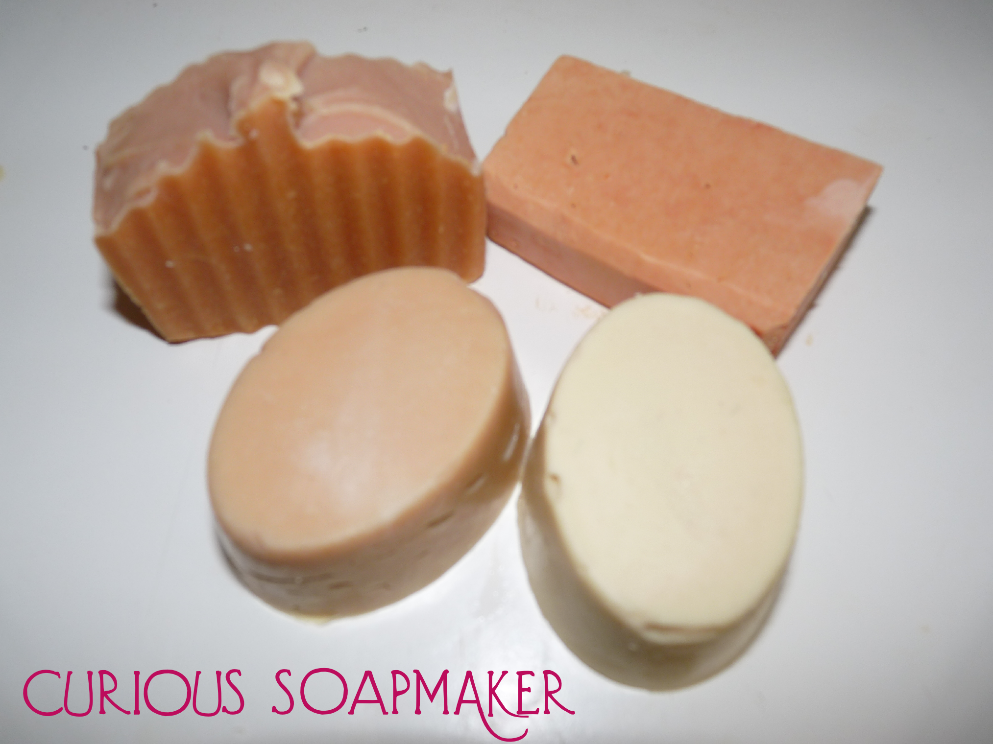 Goat milk soap recipe - and why it is